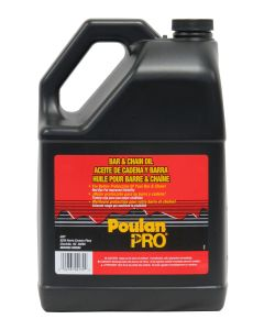 Poulan  Pro  Bar  &  Chain  Oil   1  Gallon   952030204